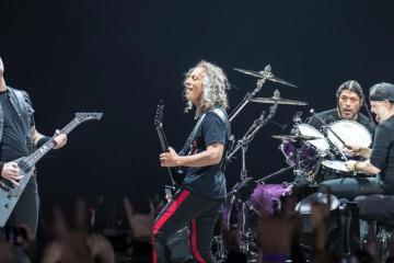 Metallica y la Orquesta Sinfónica de San Francisco realizarán un concierto juntos. Cusica Plus.