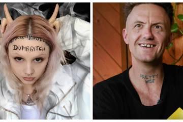 La rapera australiana Zheani acusa a Ninja de Die Antwoord de violación, tortura y satanismo. Cusica Plus.