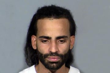 Arcangel fue arrestado en Las Vegas por agresión. Cusica Plus.