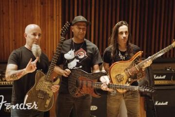 Fender lanza a la venta guitarras de Game of Thrones desde 25.000 dólares. Cusica Plus.