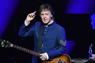 Paul McCartney podría ser headliner del aniversario 50 del Glastonbury 2020. Cusica Plus.