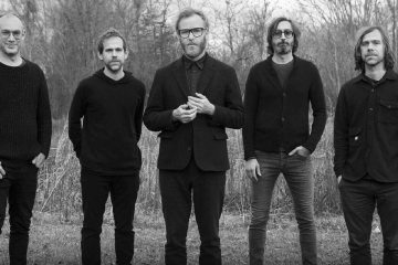 "The National comparte su nuevo tema ""Light Years"". Cusica Plus."