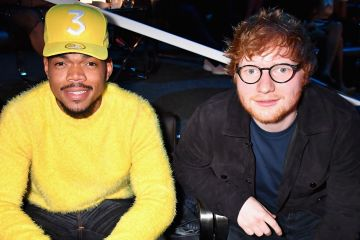 "Ed Sheeran estrena nuevo tema junto a Chance The Rapper titulado ""Cross Me"". Cusica Plus."