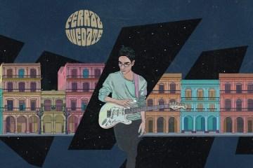 """Ferraz regresa con su nuevo sencillo """"Quédate"""". Cusica Plus."""