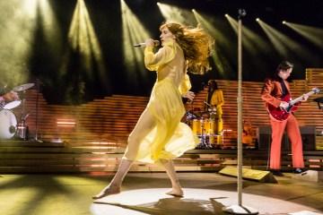 Florence + the Machine y Christine and the Queen realizan playlist dedicado a las mujeres fuertes e inspiradoras. Cusica Plus.