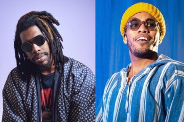 "Anderson .Paak se unió con Flying Lotus en el tema ""More"". Cusica Plus."