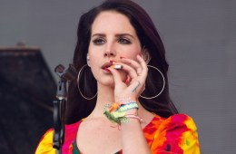 Lana Del Rey adelanta fragmento de su próximo tema. Cusica Plus.