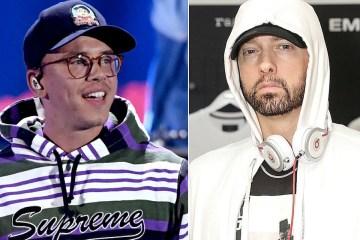 """Eminem se une al nuevo tema de Logic """"Homicide"""". Cusica Plus."""