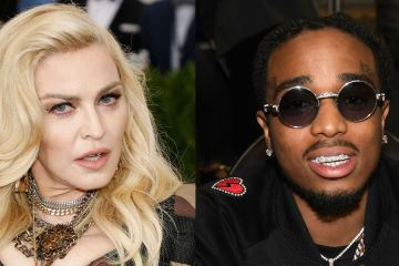 """Madonna y Quavo se han unido en el nuevo sencillo """"Future"""". Cusica Plus."""