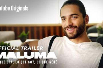 """YouTube transmitirá un documental sobre Maluma titulado """"Lo Que Era, Lo Que Soy, Lo Que Seré"""". Cusica Plus."""