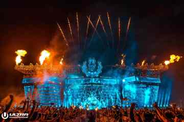 Ultra Music Festival anuncia que se marcha de Miami. Cusica Plus.