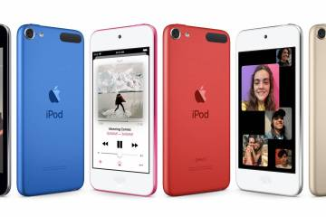 Apple anuncia la renovación del iPod Touch 2019. Cusica Plus.