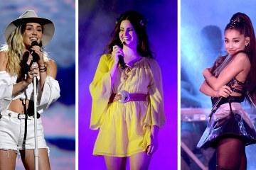 Tema de Ariana Grande junto a Miley Cyrus y Lana Del Rey, podría llegar mañana. Cusica Plus.