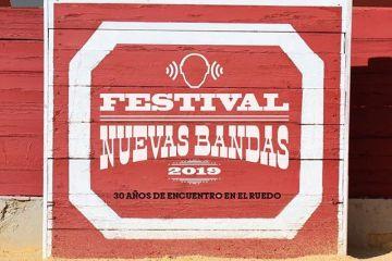 Abiertas las inscripciones para el Festival Nuevas Bandas 2019. Cusica Plus.
