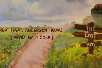 """Anderson .Paak se une a YNB Cordae para el nuevo tema """"RNP"""". Cusica Plus."""