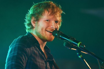 Ed Sheeran no está recibiendo ganancias por 'Shape of You' - Cúsica Plus