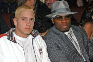 50 Cent confirma que está trabajando en un nuevo disco con Eminem. Cusica Plus.