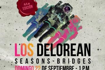 Los Delorean preparan su 'LD Fest' en el Centro Cultural Chacao. Cusica Plus.