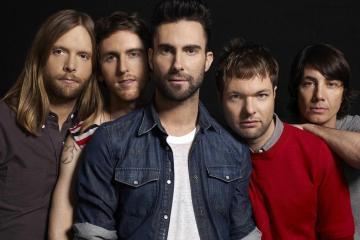 Maroon 5 estrena su nuevo tema 'Memories'. Cusica Plus.