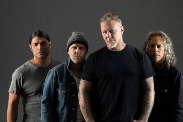 Metallica es la agrupación más taquillera de la historia. Cusica Plus.
