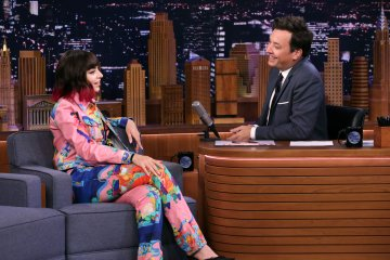 Charli XCX y Jimmy Fallon mezclaron Icona Pop y Depeche Mode - Cúsica Plus
