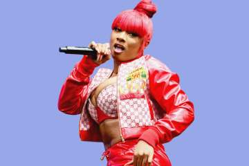 Megan Thee Stallion y Jimmy Fallon crean 'Hot Girl Fall' - Cúsica Plus
