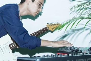 Ferraz estrena su disco debut 'Rumbo'. Cusica Plus.