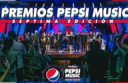 Ya puedes disfrutar de la séptima edición de los Premios Pepsi Music en YouTube. Cusica Plus.