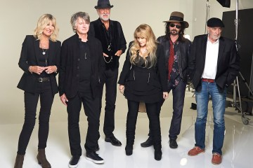 Fleetwood Mac y Led Zeppelin no tocarán en Glastonbury - Cúsica Plus