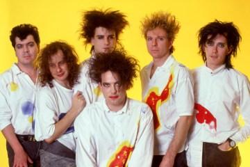 The Cure confirma que está trabajando en tres discos - Cúsica Plus