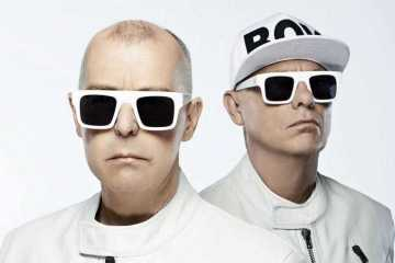 Pet Shop Boys estrenan su nuevo disco 'Hotspot'. Cusica Plus.