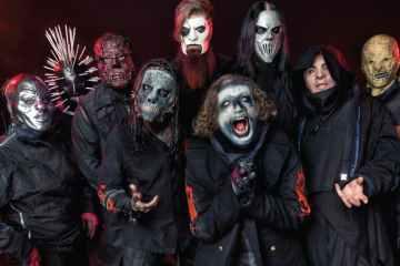 Slipknot estrena cortometraje usando su tema 'Nore Forte'. Cusica Plus.