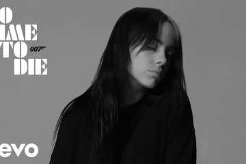 Billie Eilish comparte su tema para la nueva película de James Bond. Cusica Plus.