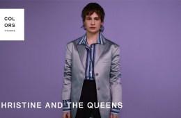 Escucha 'People, I've been sad' el nuevo sencillo de Christine & The Queens. Cusica Plus.