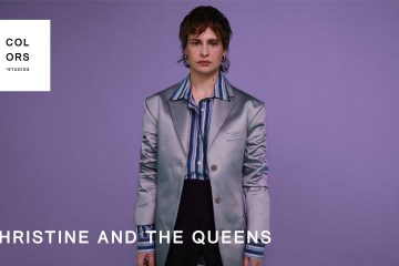 Escucha 'People, I've been sad' el nuevo sencillo de Christine & The Queens. Cusica Plus.