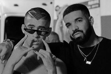 Drake y Bad Bunny se unen para el remix del tema 'Loyal' de Partynextdoor. Cusica Plus.