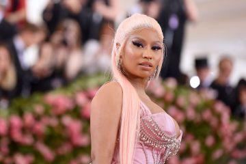 Nicki Minaj comparte su nuevo tema 'Yikes'. Cusica Plus.
