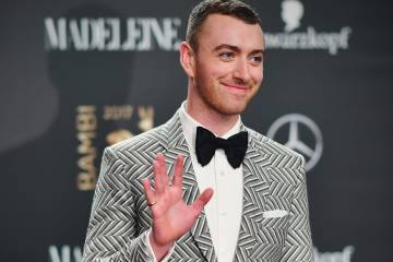 'To Die For' es el nuevo sencillo de Sam Smith. Cusica Plus.