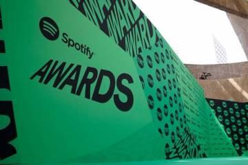 Estos fueron los ganadores en la primera edición de los Spotify Awards 2020. Cusica Plus.