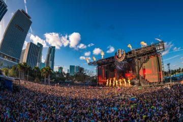 Ultra Music Festival 2020 , pospuesto por autoridades de Miami. Cusica Plus.