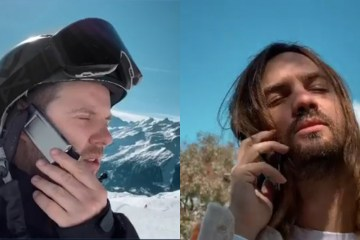 Tame Impala y The Streets estrenan su nuevo tema 'Call My Phone Thinking I'm Doing Nothing Better'. Cusica Plus.