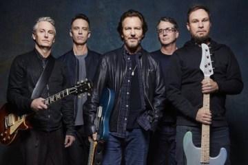Pearl Jam estrena videoclip de su canción 'Retrograde'. Cusica Plus.