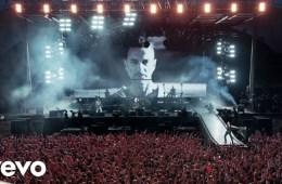 Depeche Mode anuncia concierto en vivo, grabado durante su gira 'Global Spirit'. Cusica Plus.