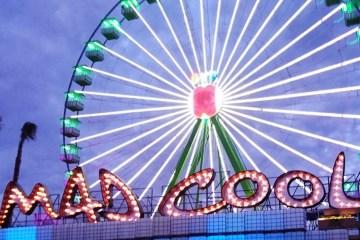 Mad Cool Festival anuncia nuevas fechas para su edición en 2021. Cusica Plus.