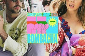 Sunsplash y Bestia se unen en el nuevo sencillo titulado 'Bombacha'. Cusica Plus.