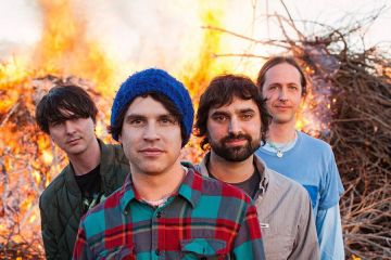 Animal Collective estrena su nuevo EP 'Bridge to Quiet'. Cusica Plus.
