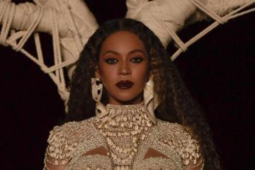 Beyoncé comparte trailer de su próximo álbum visual. Cusica Plus.