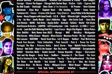 Lollapalooza anuncia su festival online con 150 presentaciones. Cusica Plus.