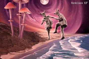 Rawayana comparte EP con Remixes de '#Sádico' donde colabora Lil Supa, Ferraz, Sunsplash, entre otros. Cusica Plus.