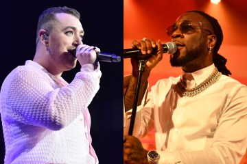 Sam Smith y Burna Boy comparten el nuevo tema 'My Oasis'. Cusica Plus.